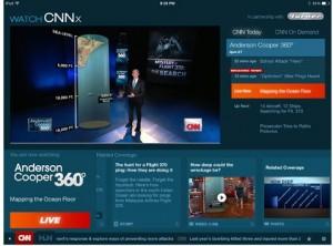 CNNx app
