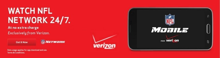 Verizon NFL mobile free to all