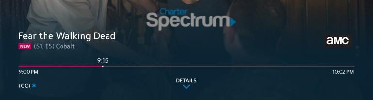 Spectrum TV on Roku