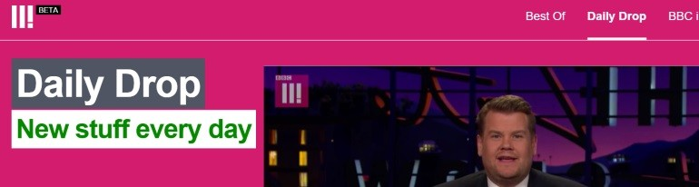 BBC Three online replaces broadcast TV channel