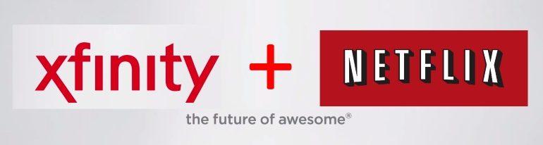Netflix + Xfinity Future of Awesome
