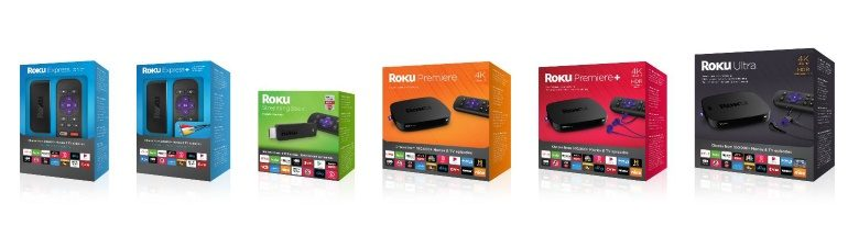 New 2016 Roku product line