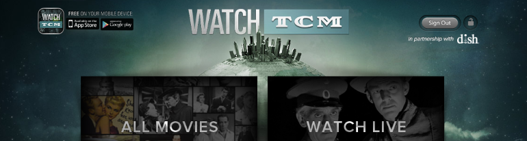 TCM watch