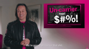 John Legere, T-Mobile
