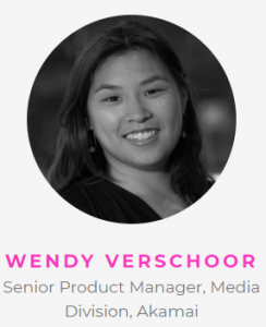 Wendy Verschoor Akamai