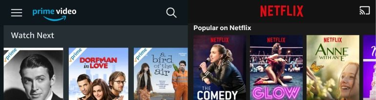 netflix amazon splash
