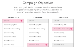 Cadent ad campaign objectives