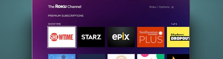 The Roku Channel Premium