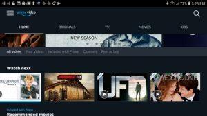 IMDb TV in Amazom Prime Video
