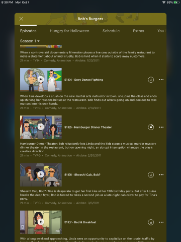 Hulu download