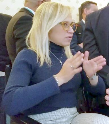 Melissa Rosenthal EVP Cheddar 1
