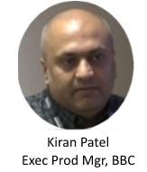 Kiran Patel BBC