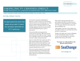 Taking Pay TV channels Directsmall